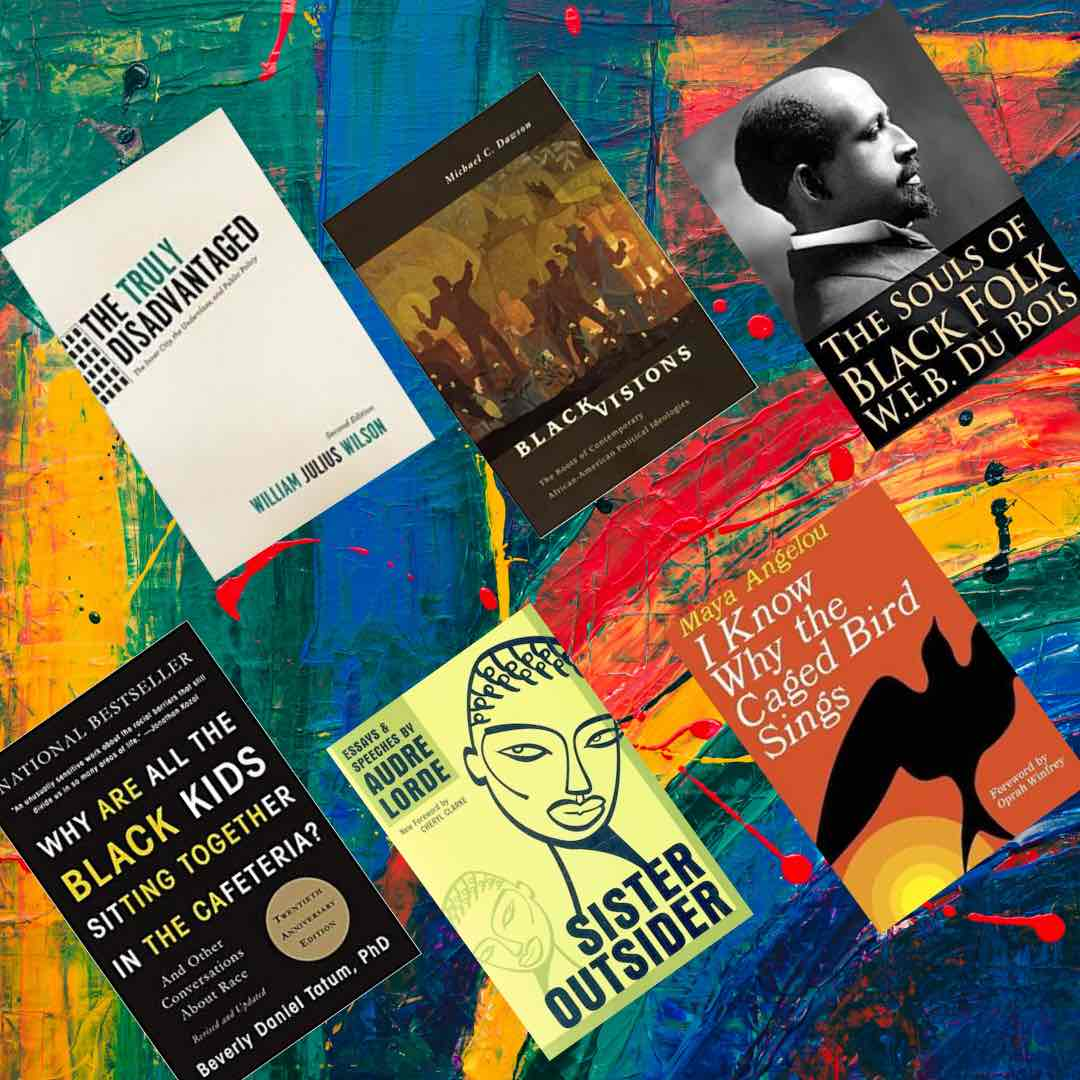 Books About Racism - Anti Racism Resources - Featured Image