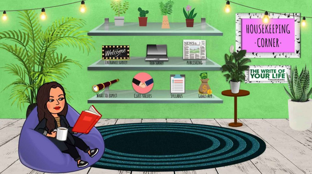 Back to School Activities for Your Virtual Classroom - Bitmoji Classroom